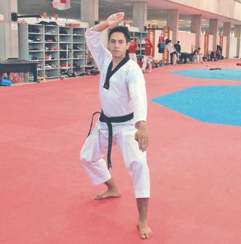 Ayala busca medalla de oro en Mundial en Taipei