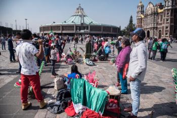 Gobierno capitalino brindará servicios a peregrinos en su llegada a la CDMX