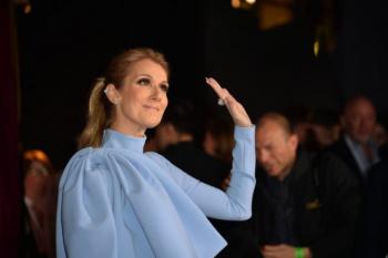 Céline Dion incursiona en el mundo de la moda