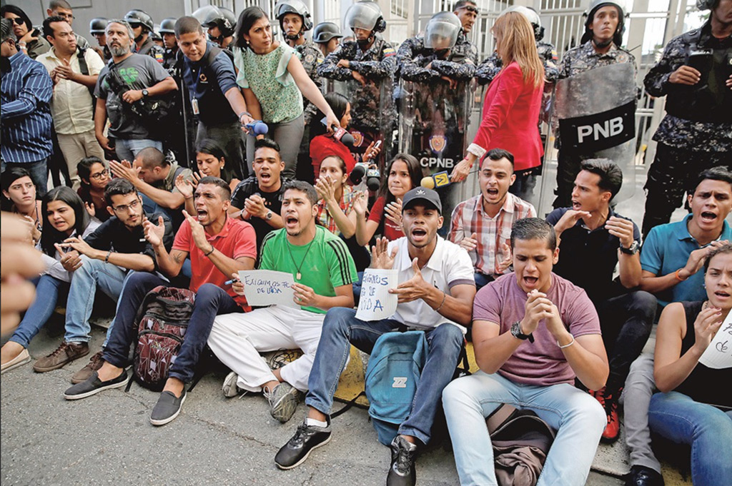 Preso de Maduro no se suicidó, lo mataron